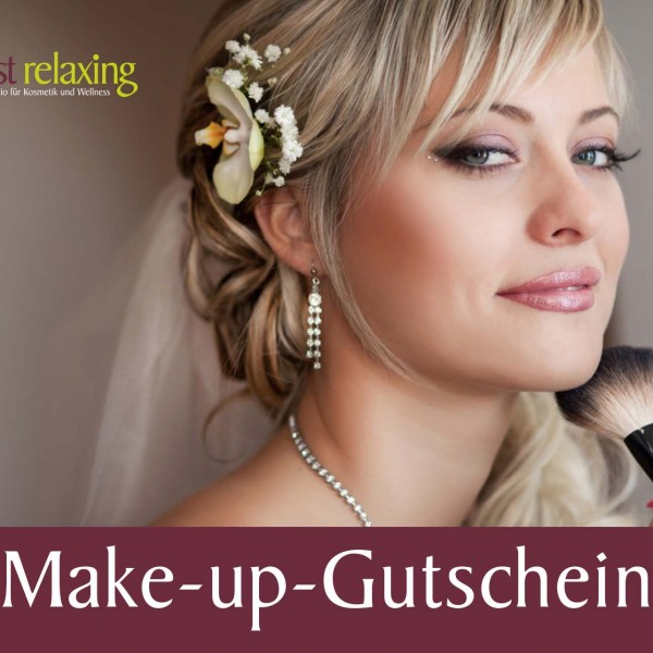 Gutschein Make-up